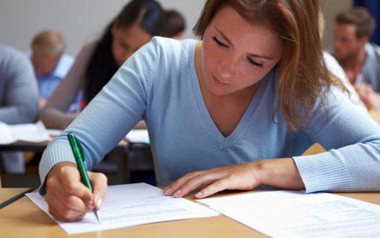 Horarios de exámenes